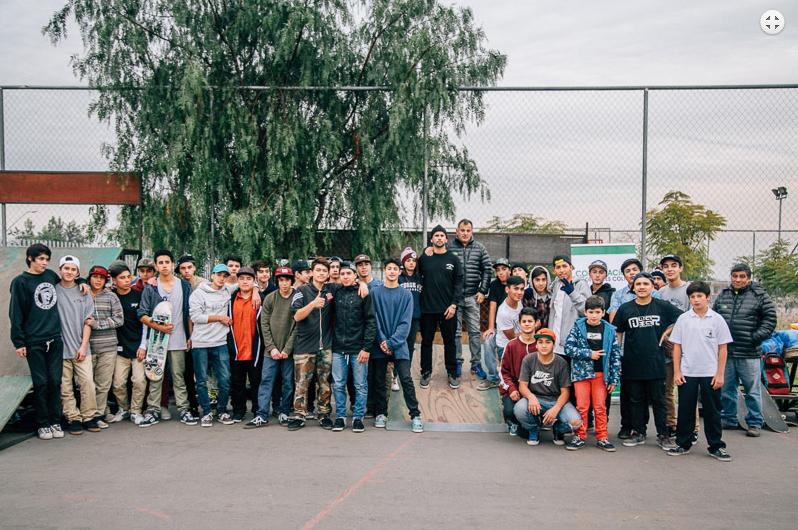 Remodelaciones en el Skate Park del Parque San Miguel