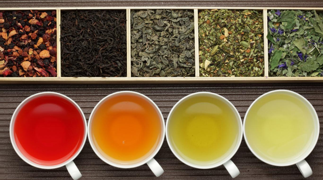 Los distintos tipos de Té y su larga lista de propiedades