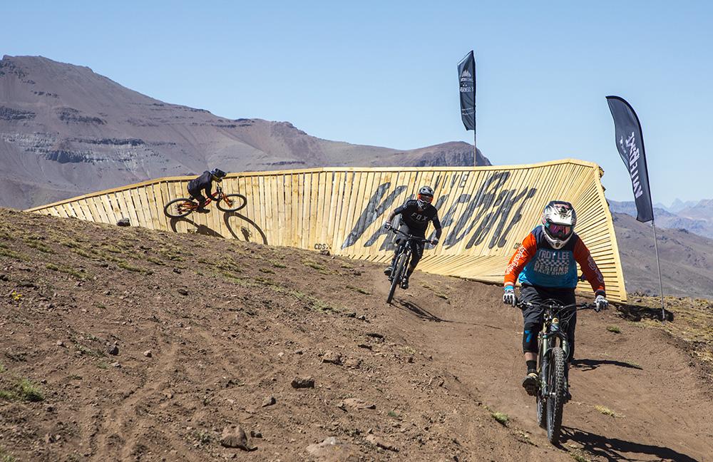 Comienza la segunda temporada de Valle Bike en Valle Nevado