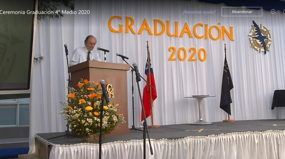 Colegio Cabo de Hornos gradúa a su segunda generación de IV Medio