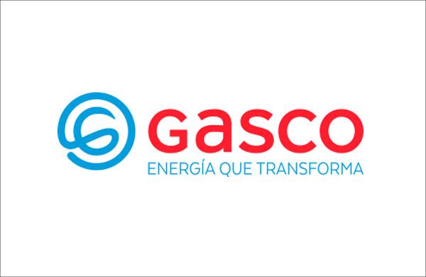 Compra gas GASCO en la APP Gasconnect o llama 800530800