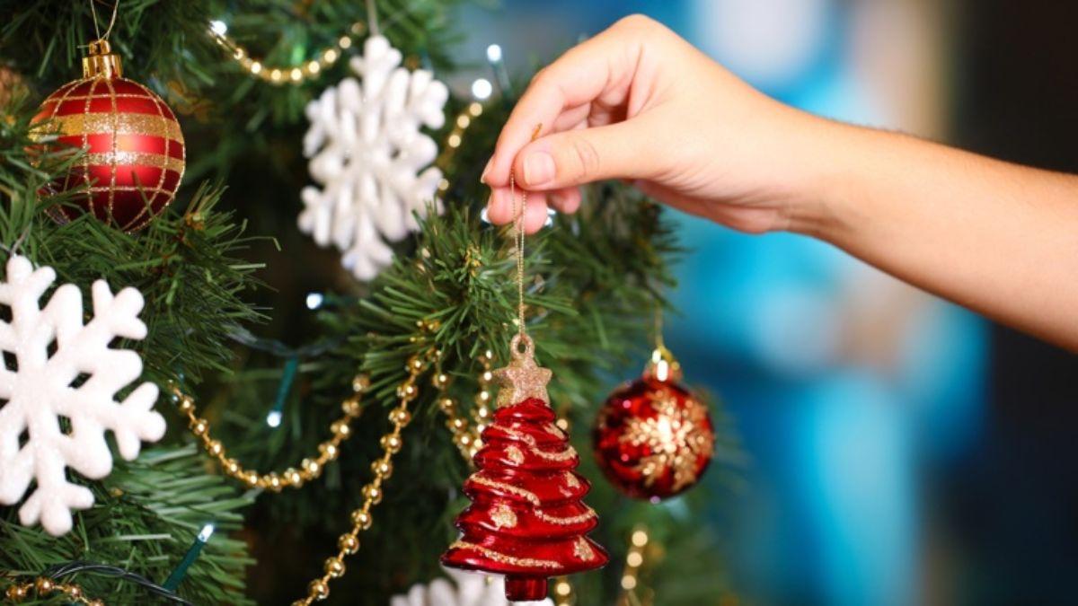 ¡Te armo el árbol de Navidad!