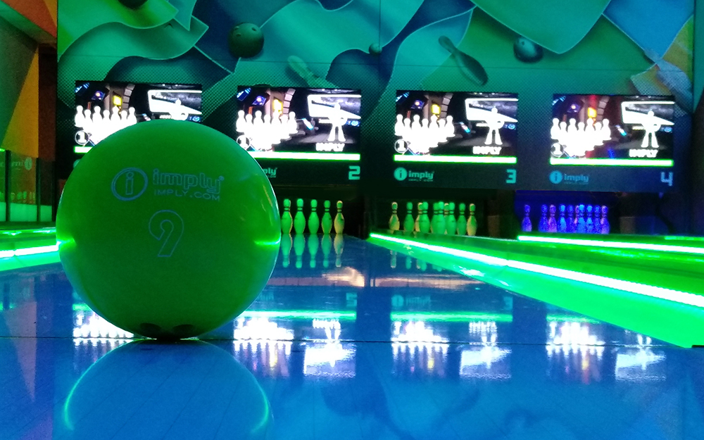 Nuevas pistas de bowling en boulevard Los Ingleses