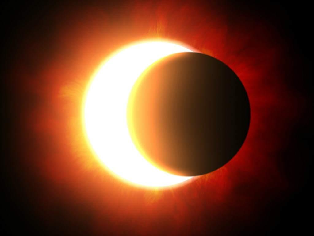Recomendaciones para mirar el eclipse sin dañar tu visión