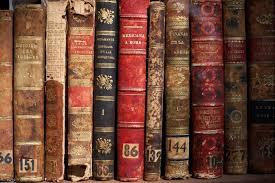 Un libro viejo para navidad