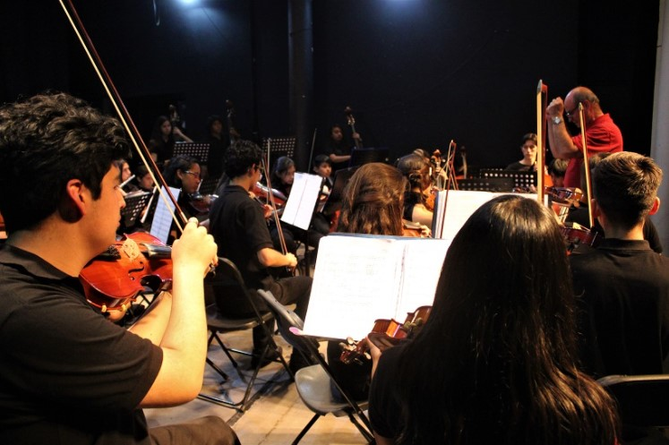La Orquesta Juvenil de Colina dará un concierto navideño