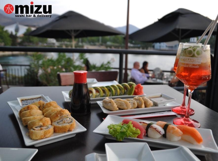 Mizu Sushi trae a Chicureo exquisita gastronomía japonesa