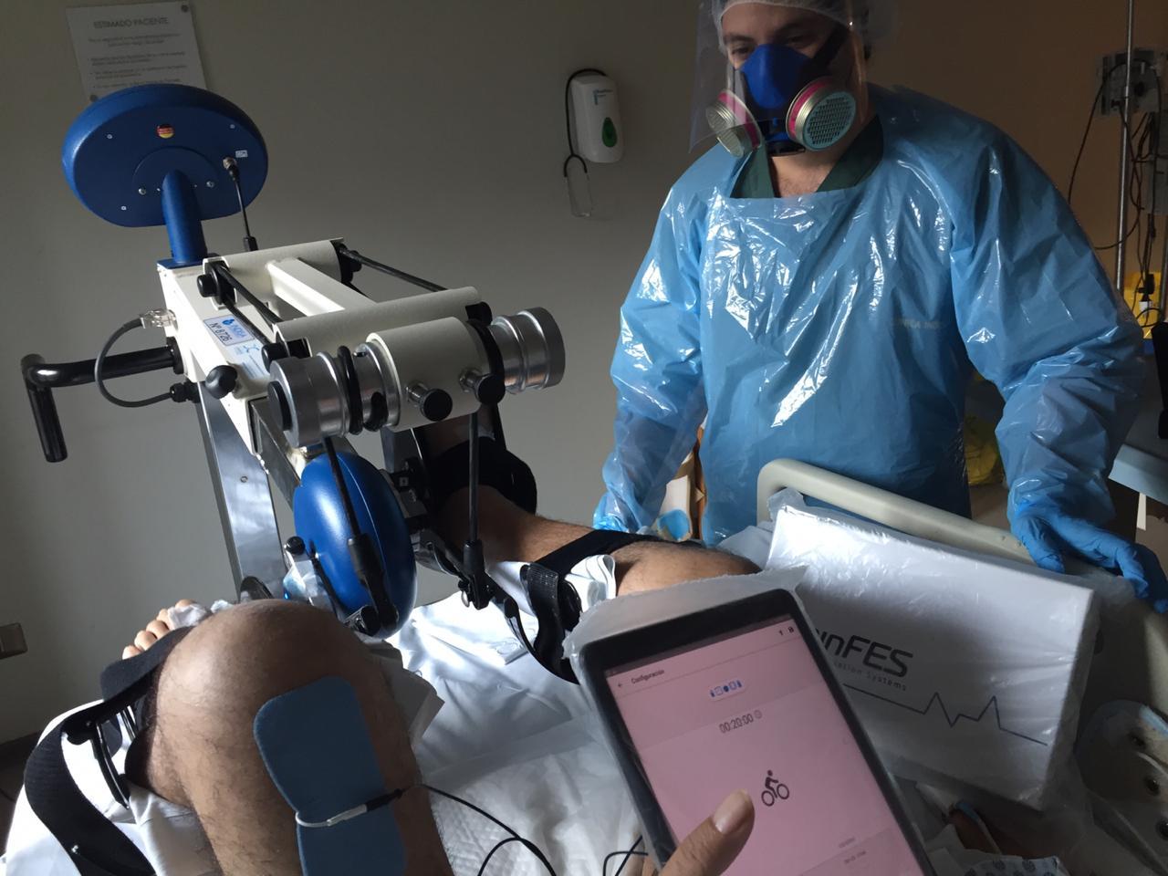 Centros de salud se arman de nuevas tecnologías en preparación de segunda ola COVID-19