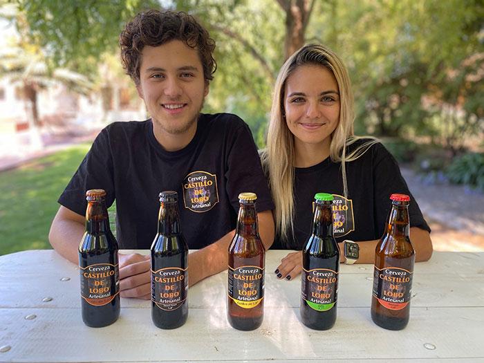 Primera cerveza 100% artesanal hecha en Chicureo