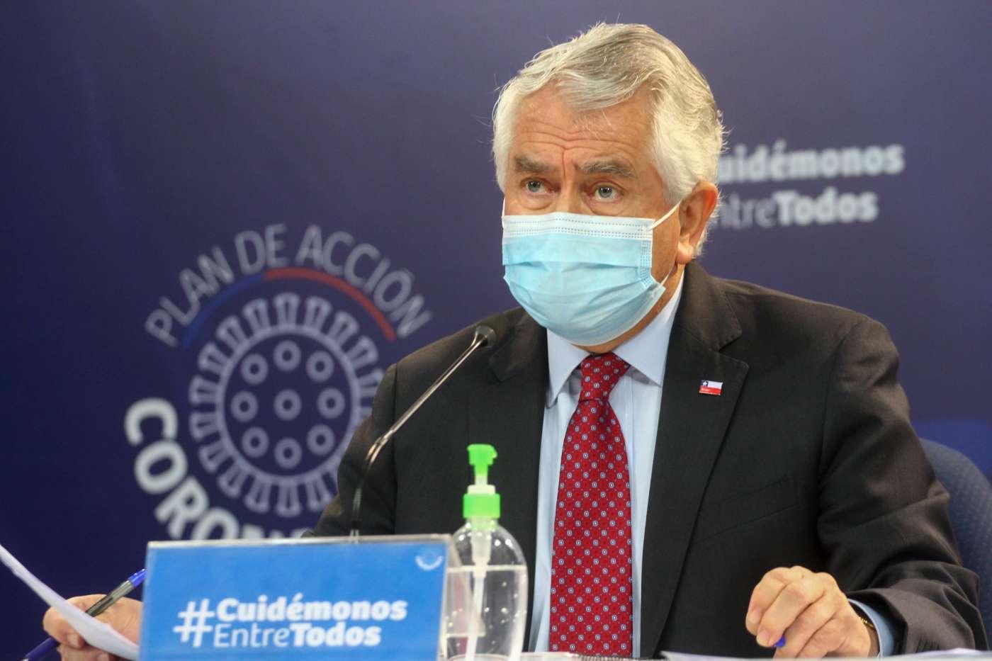 Alerta Sanitaria se extiende por 6 meses más en todo el territorio nacional