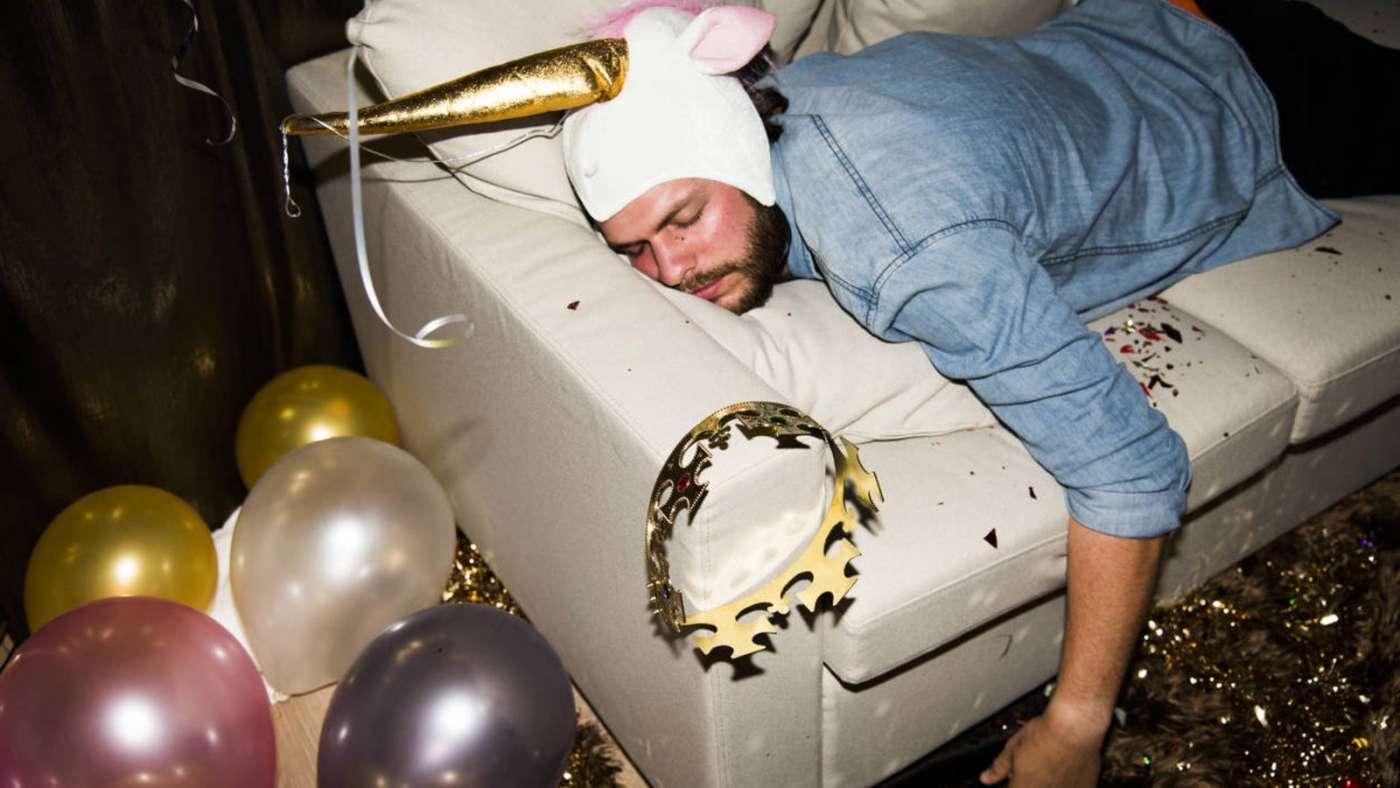Cómo desintoxicar el cuerpo luego de las fiestas de fin de año