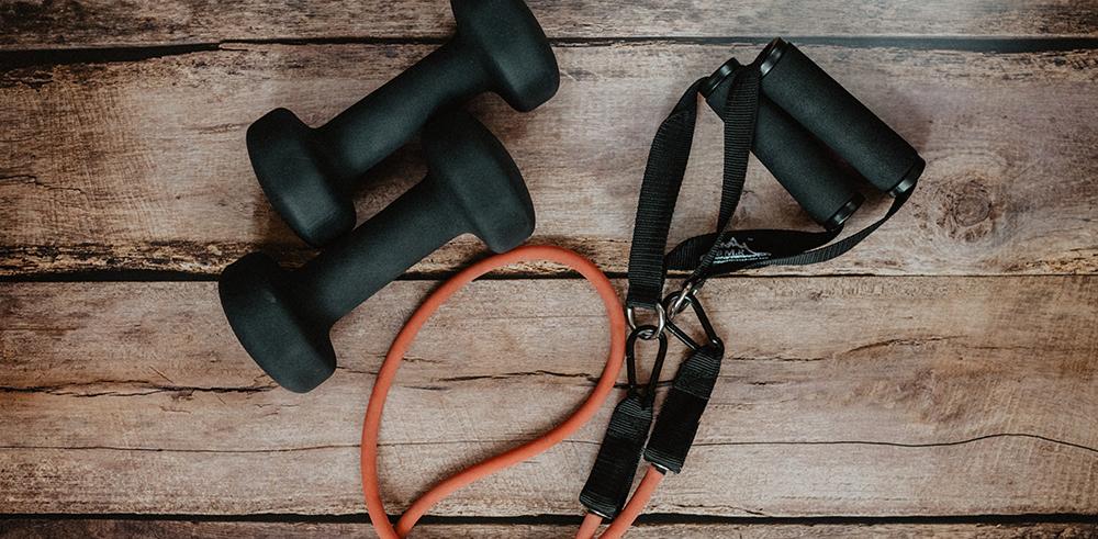 Ejercicio en casa: Como mantener una rutina sin gimnasio
