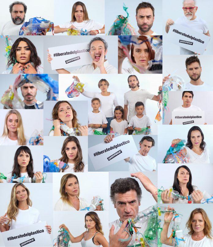 """Nueva campaña de Greenpeace por un """"Chile sin plásticos"""""""
