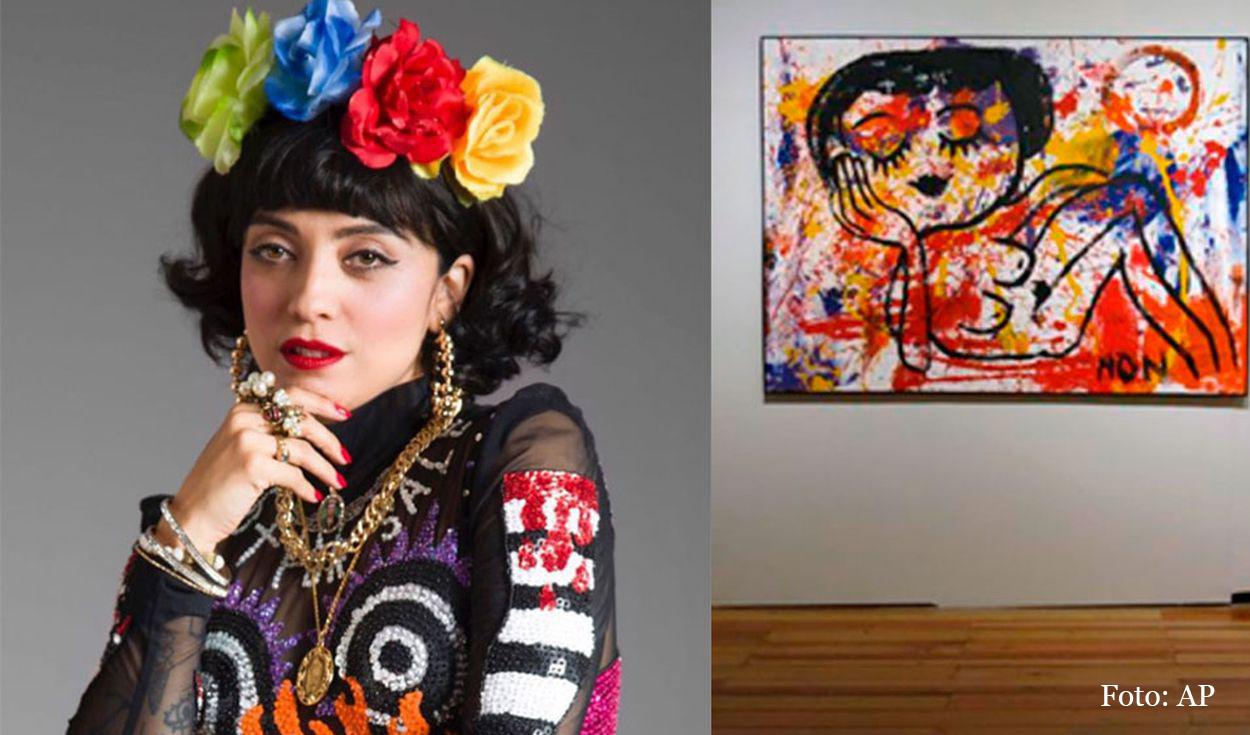 Primera exposición de Mon Laferte en Chile