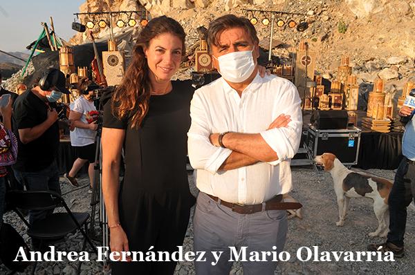 Andrea y Mario