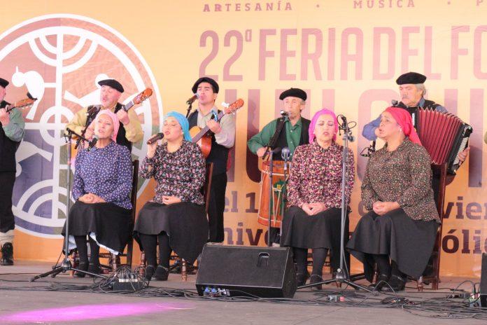 Huilquilemu, al rescate de la música folclórica en pandemia