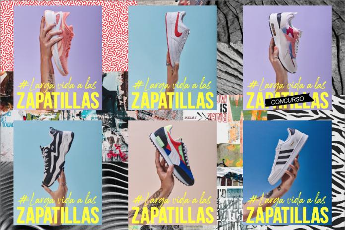 ¡No las botes! Personaliza y dale una segunda vida a tus zapatillas favoritas