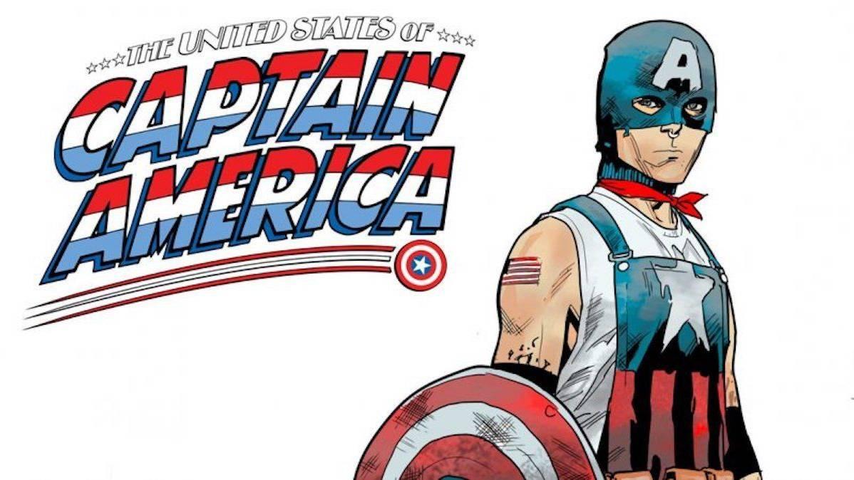Marvel Comics anuncia al primer Capitán América homosexual