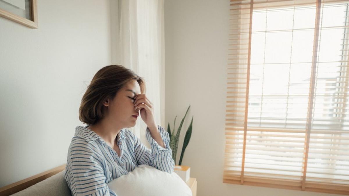 Dormir mal es un problema de salud Afecta a un 60% de los adultos y trae consecuencias a nivel físico y mental.