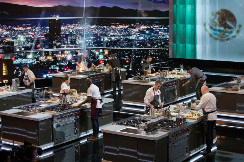 The Final Table: competencia culinaria de alta calidad