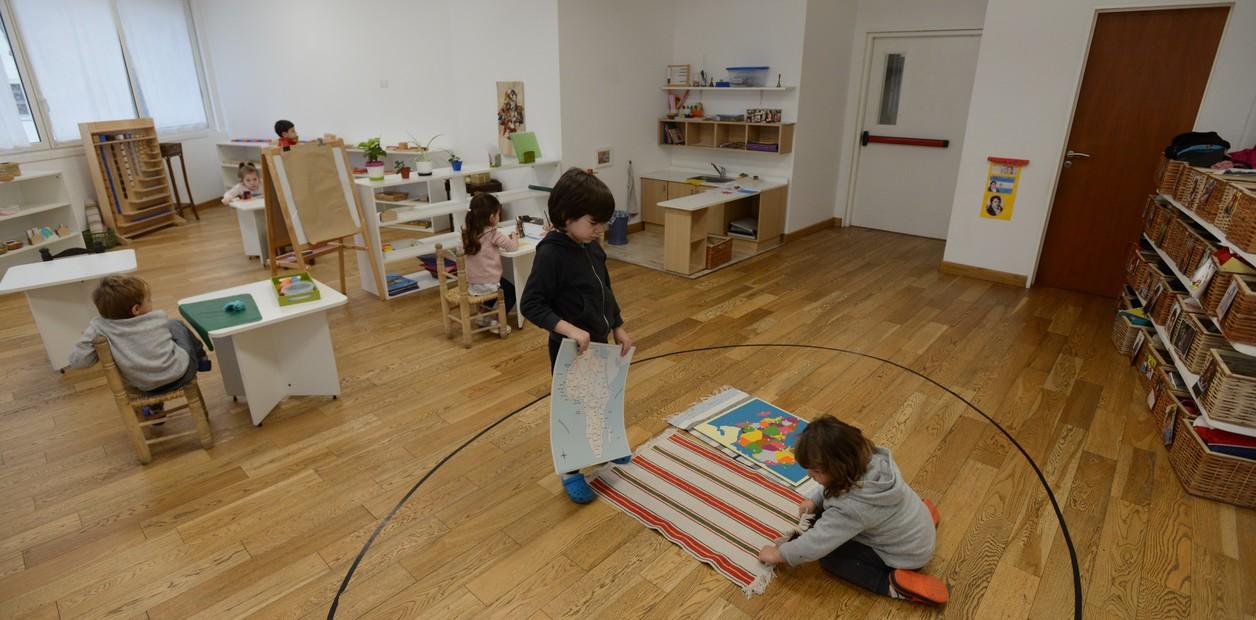 Colegios Montessori: Educación online a un año de la pandemia
