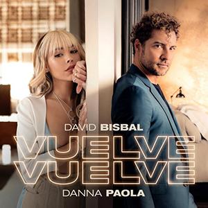 """David Bisbal y Danna Paola por primera vez juntos en """"Vuelve, Vuelve"""""""