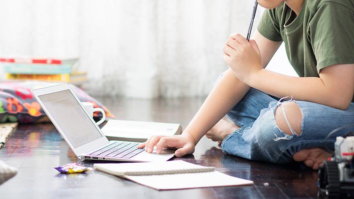«Los Simpson», «31 Minutos» y «Papelucho» entre los libros más leídos por los escolares durante la cuarentena