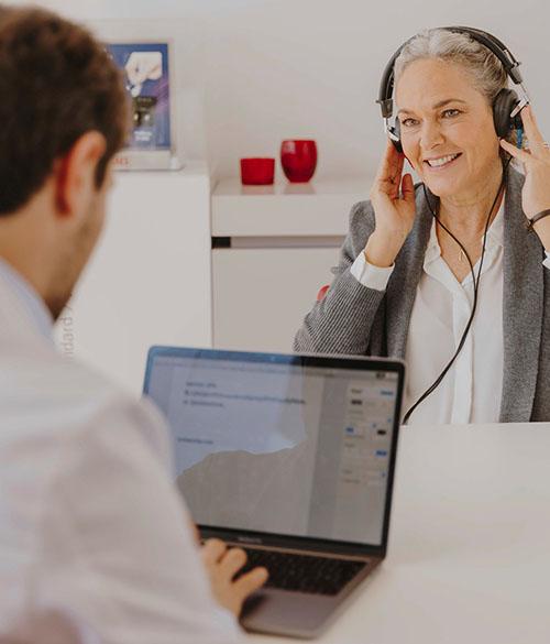 GAES brinda asistencia fonoaudiológica a distancia