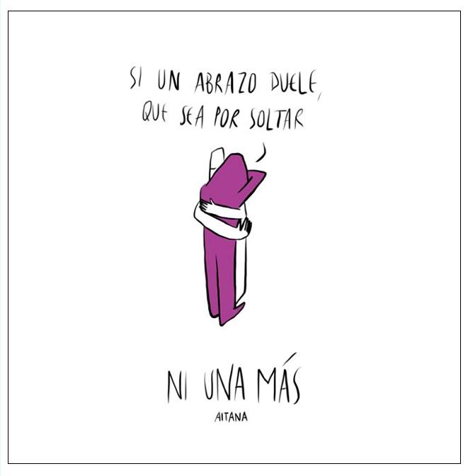 """Aitiana presenta """"Ni Una Más"""", canción y video por la igualdad y contra la violencia de género, Revista VDS, revista Valles del sol"""