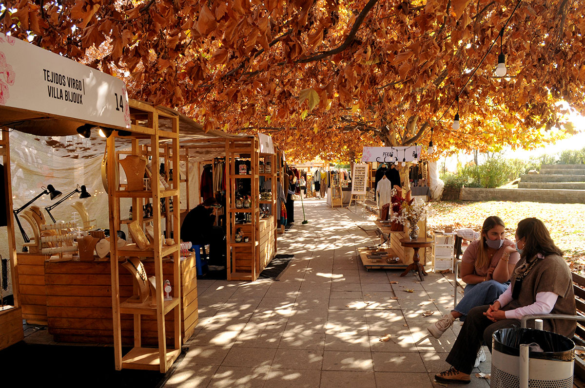 Bazares de emprendedores en Chicureo