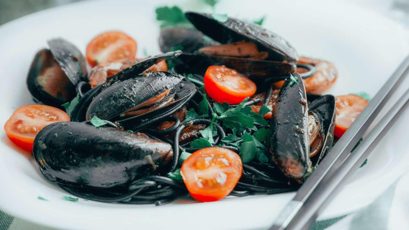 Mariscal Frío: delicia marina del Restaurante El Ancla de Chicureo