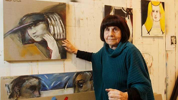 Roser Bru, Premio Nacional de Artes Plásticas 2015, falleció a los 98 años