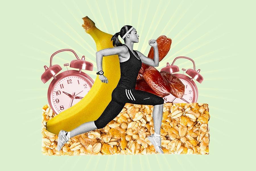 Qué comer antes de hacer ejercicios