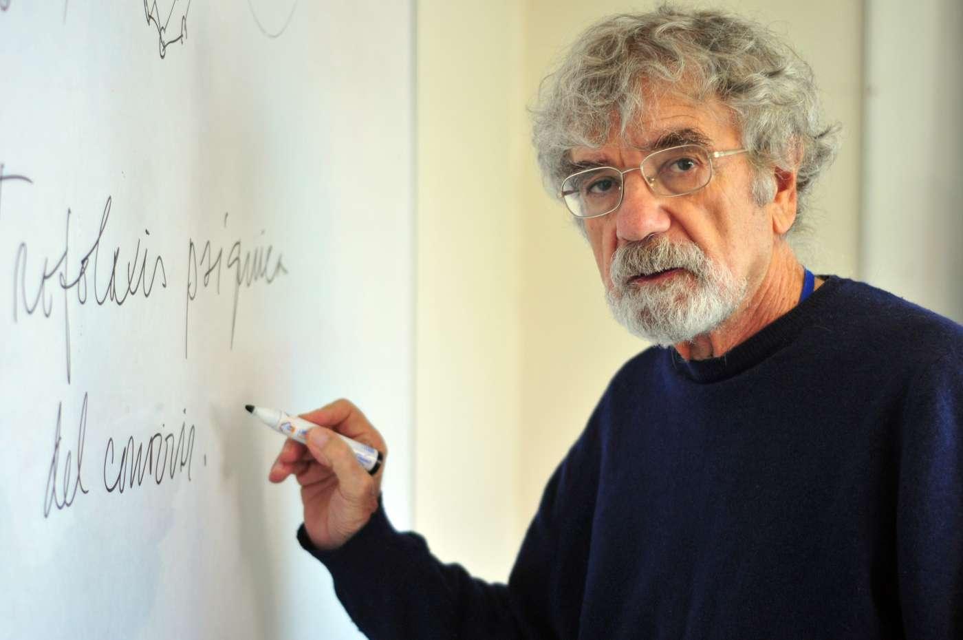 Muere Premio Nacional de Ciencias Humberto Maturana a los 92 años