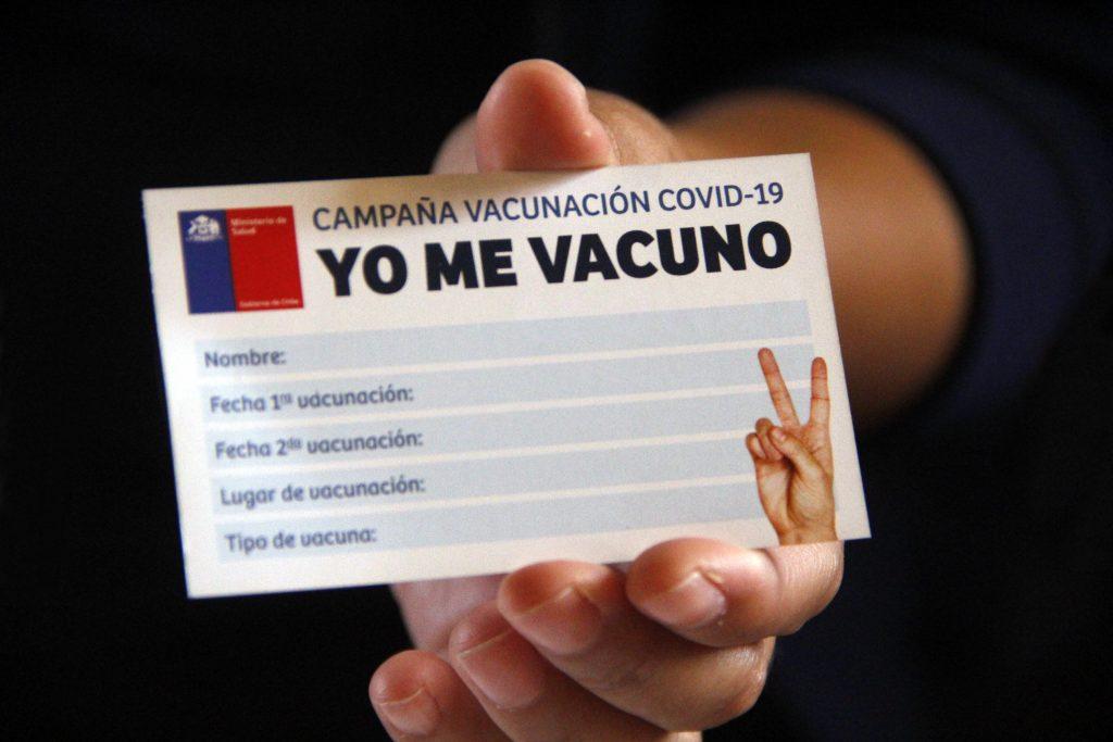 """Vacunación: Gobierno anuncia """"pase de movilidad"""""""