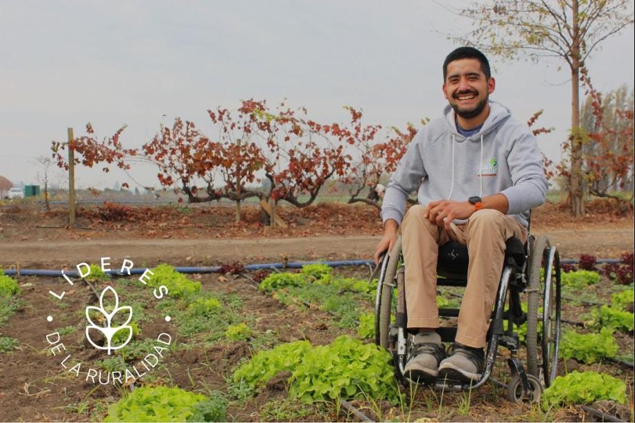 """Agricultor Chileno promotor de una agricultura inclusiva e integradora, Alfredo Carrasco recibirá premio del IICA a """"Líderes de la ruralidad"""""""