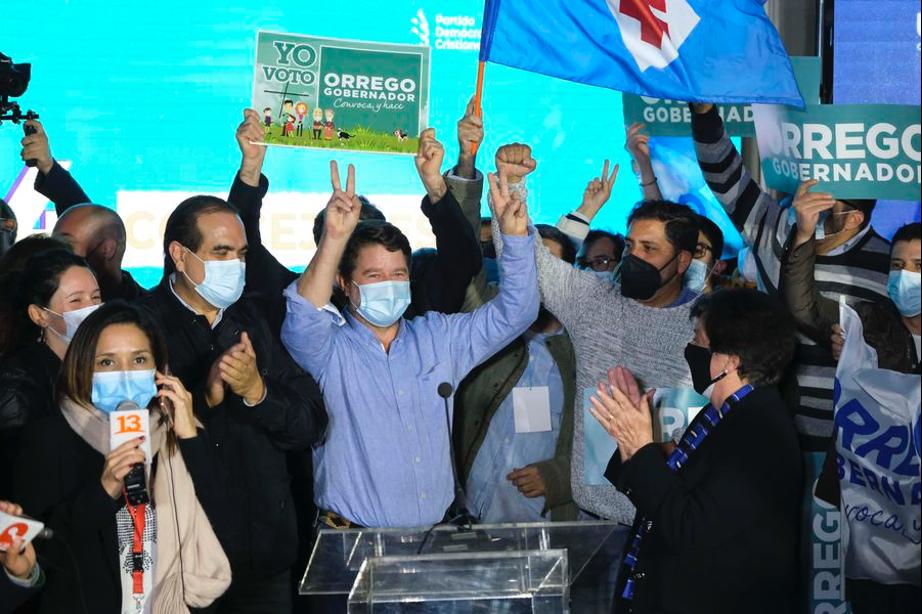 La Bolsa de Santiago reacciona positivamente a las elecciones y el triunfo de Claudio Orrego