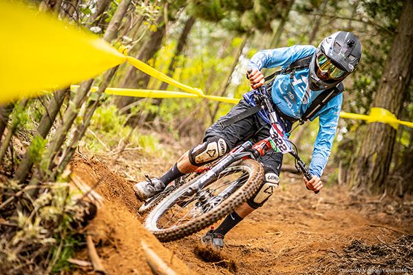 """Luciano Contreras, campeón en mountain bike  """"Es un deporte donde siempre lo vas a pasar bien"""""""