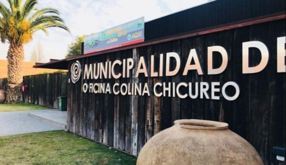 Oficina Municipal de Chicureo con atención ilimitada