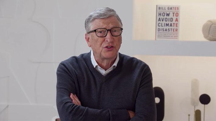 Bill Gates insta a países a dar un nuevo paso hacia la transición energética en cumbre global organizada por Chile