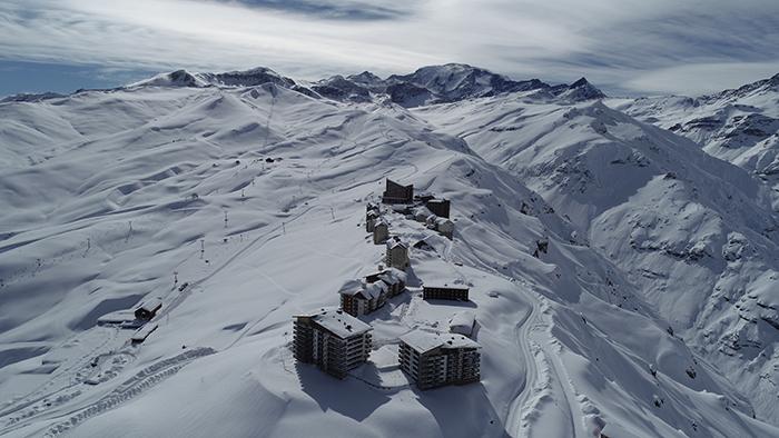 Valle Nevado abre temporada este miércoles 30 de junio