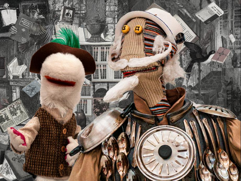 31 Minutos llega a teatroamil.tv con versión digital de don quijote