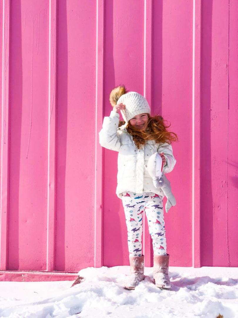¿Cómo vestir adecuadamente a los niños en invierno?