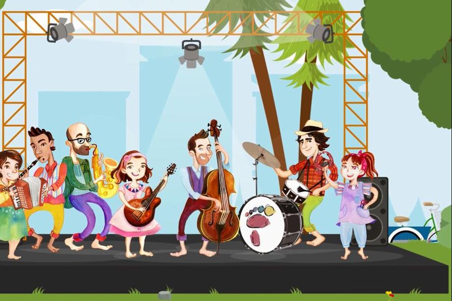 Ideal para las vacaciones de invierno: Concierto streaming para niñas y niños