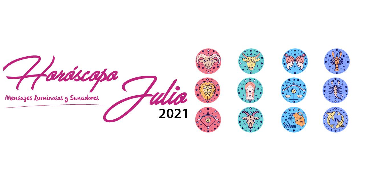 Horóscopo de julio: Mensajes luminosos y sanadoresde los Arcángeles