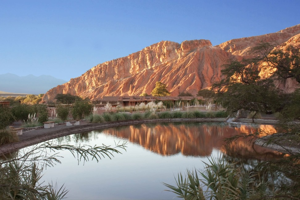 Reconecta con tu interior en el Oasis de Naraya alto Atacama