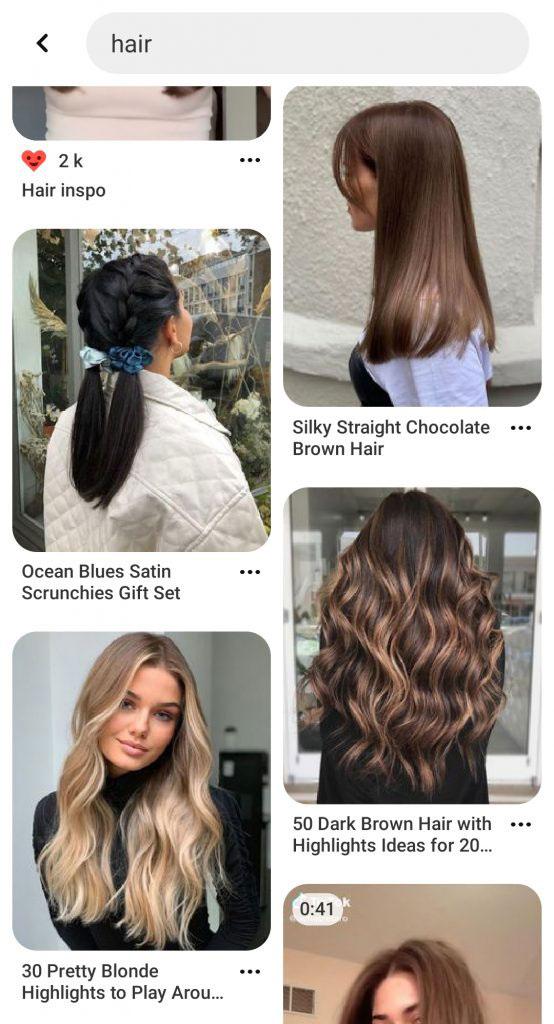 """Hair Pattern"" de pinterest inspira a encontrar tu peinado ideal para esta primavera"