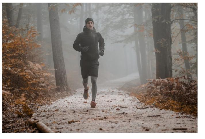 Deportistas el frío no es excusa