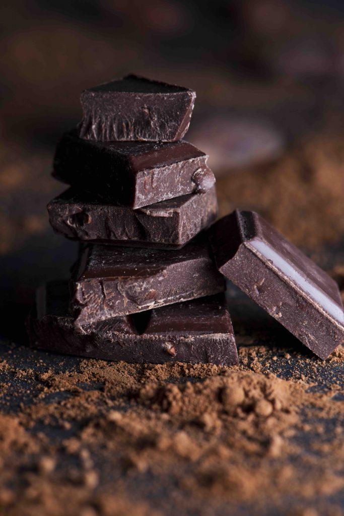 Cinco beneficios del consumo de chocolate para la salud