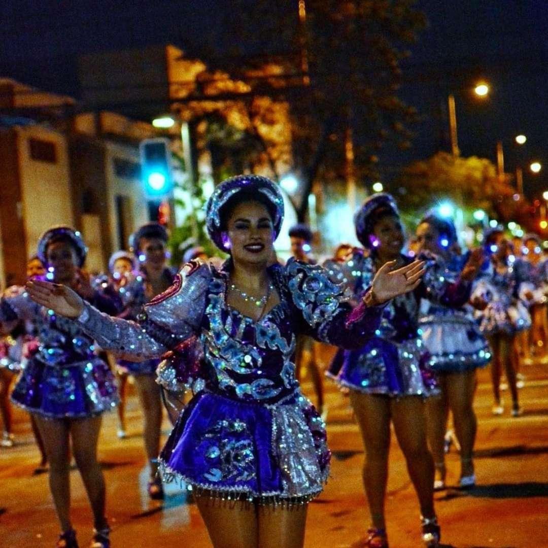 """Javiera Puebla: """"El folclor chileno es increíblemente apasionado"""""""